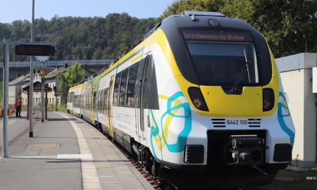 T3 Bemu Train Saxony