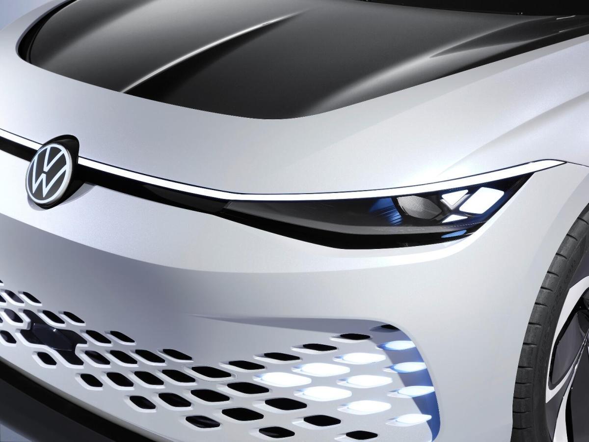 Vw Id Volkswagen Konzept Header