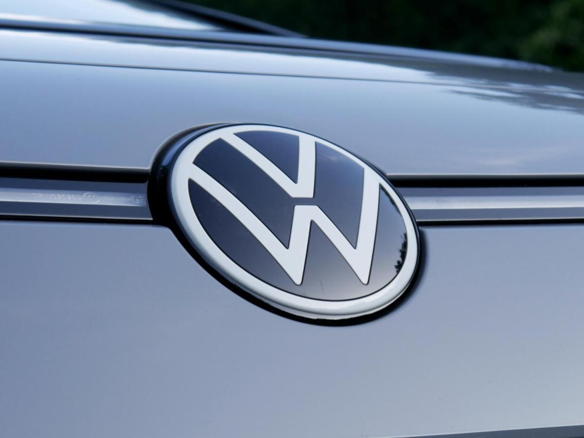 Vw Id3 Logo Header