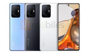 Xiaomi 11t Leak