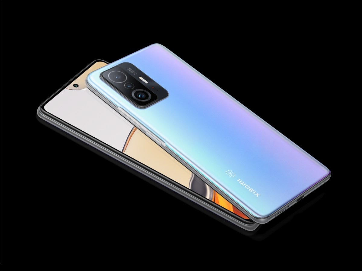Xiaomi 11t Pro Header