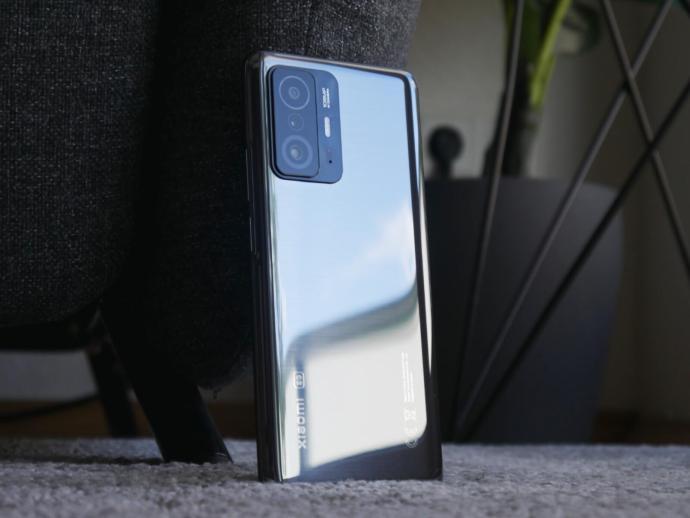 Xiaomi Mi 11t Pro Back