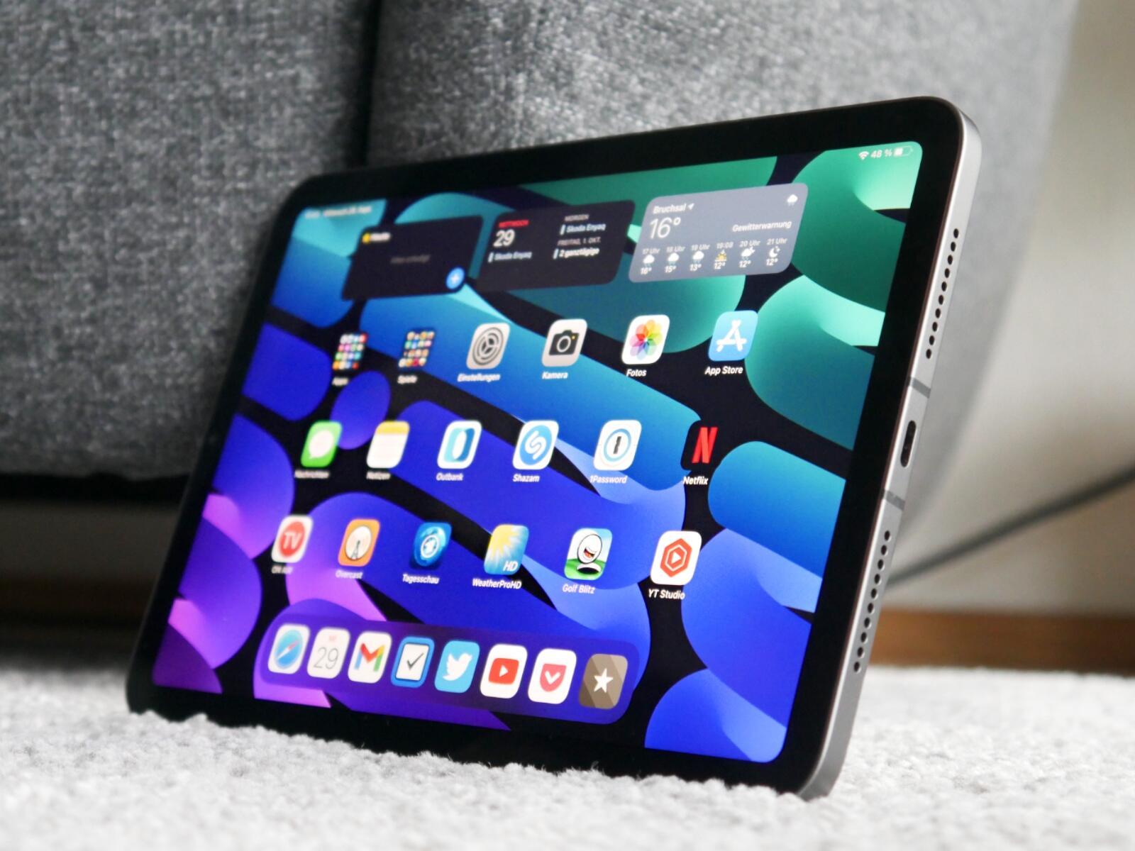 Apple Ipad Mini 6 Quer