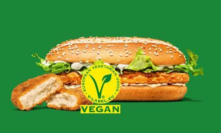 Burger King X V Label