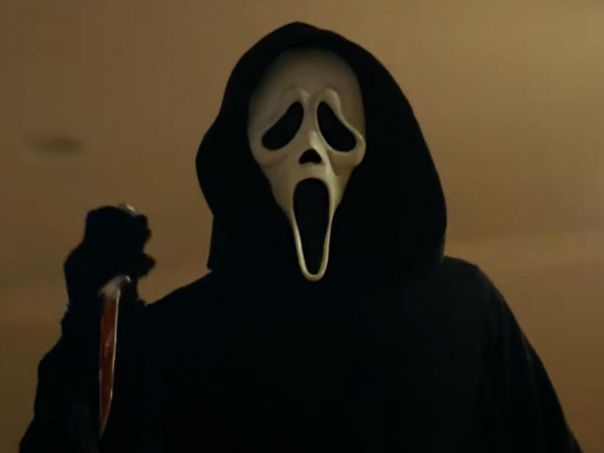 Scream Header