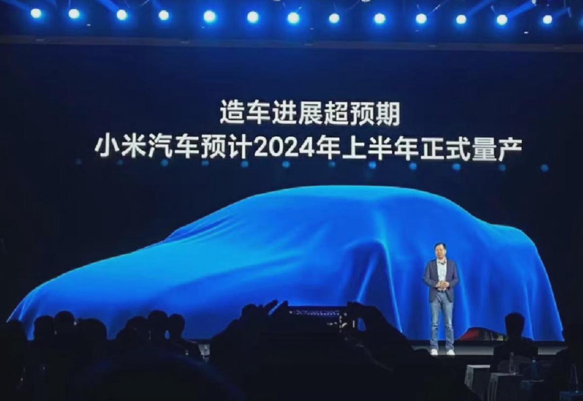 Xiaomi will Elektroautos ab 2024 produzieren