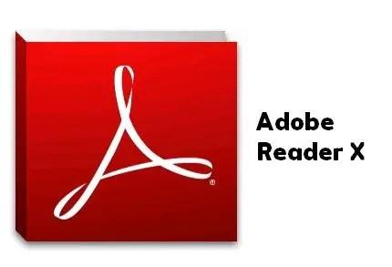 Adobe-Reader-X-Logo