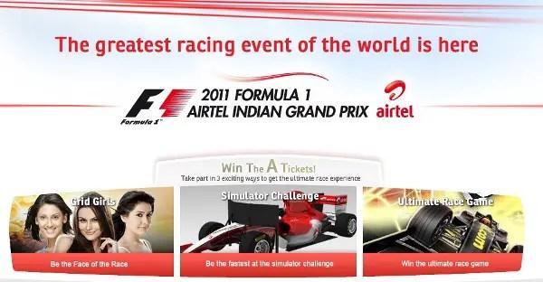 airtel-f1-contest