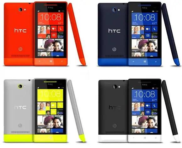 HTC-8S-Colours
