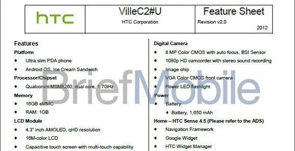 HTC-Ville-C-Specs-Leak