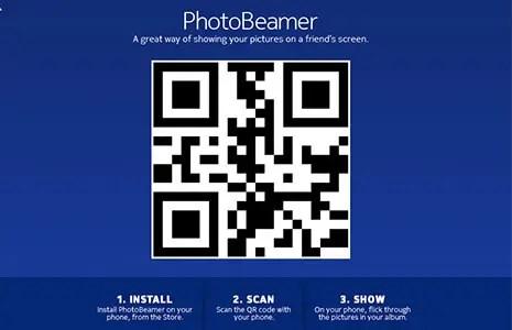Photo-Beamer-Lumia