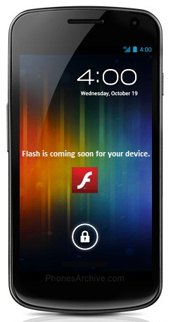 Android-ICS-flash-coming-soon