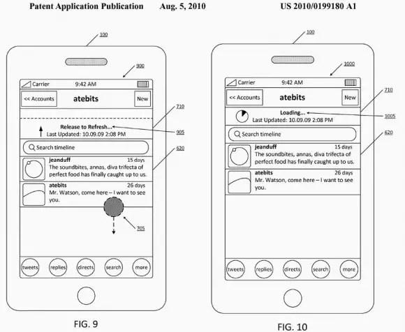 pull-refresh-patent