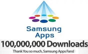 samsung-apps-100-million-downloads