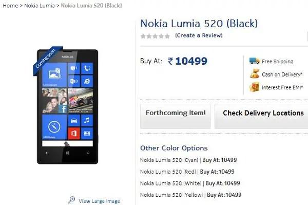 Nokia-Lumia-520-Store-Price
