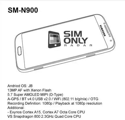 SM-n900-specs
