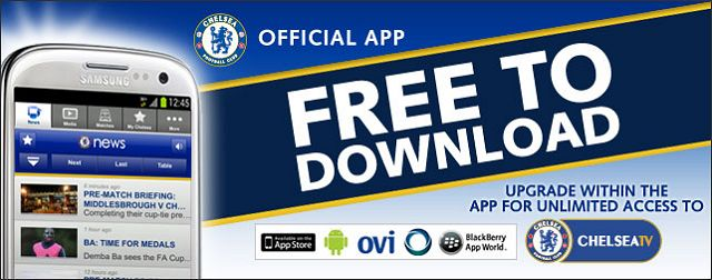 Chelsea-app