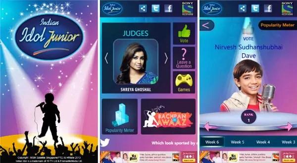 indian-idol-junior-windows-phone