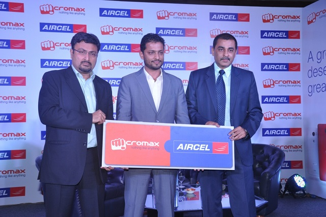 Aircel-Micromax-Offer