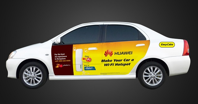 Huawei-Free-Wi-Fi-with-easy-cabs