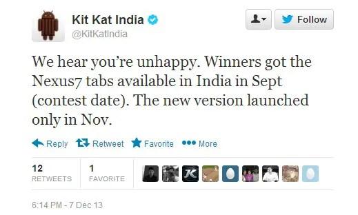 KitKat-India-tweet