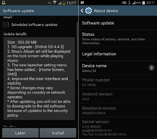 Samsung-Galaxy-S4-Android-4.4-update-India