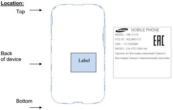 Samsung-Galaxy-K-S5-Zoom-SM-C115-FCC