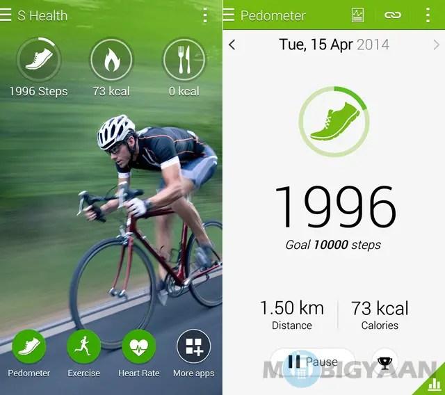 Samsung Galaxy S5 541