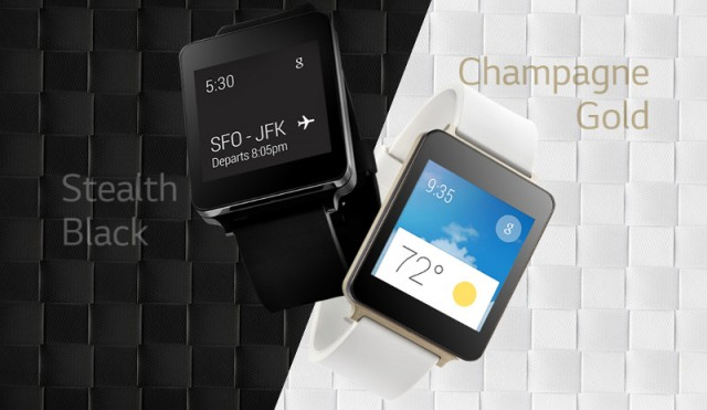 lg g watch launch date