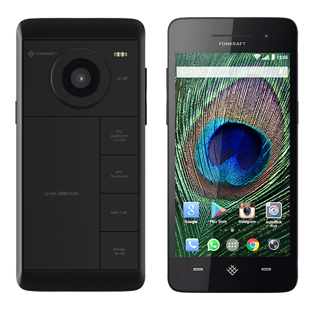 Foncraft-Resolution-modular-smartphone