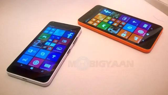 Microsoft Lumia 640 and 640 XL 2