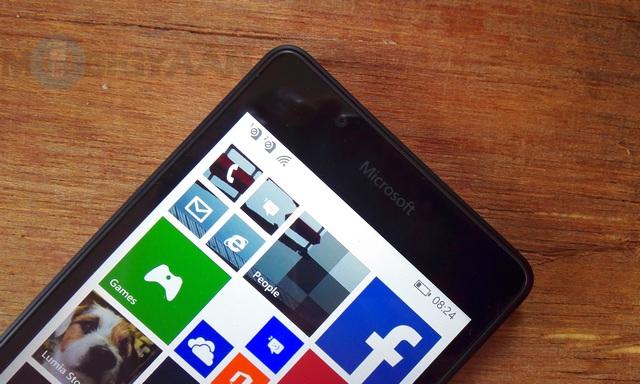 Microsoft Lumia 540 Review 7