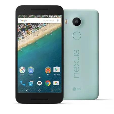 Google-Nexus-5X-official