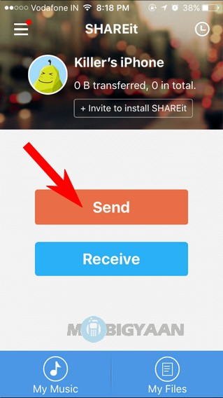 How to transfer photos from iPhone to Android (2)