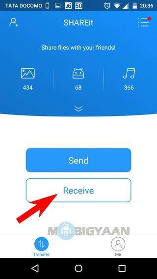 How to transfer photos from iPhone to Android (5)