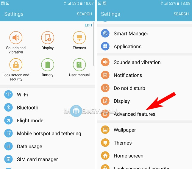 How-to-enable-quick-camera-on-Samsung-Galaxy-S7-Guide