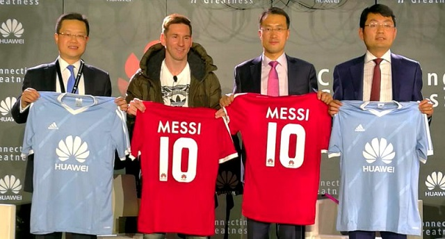 Huawei-Messi-announcement