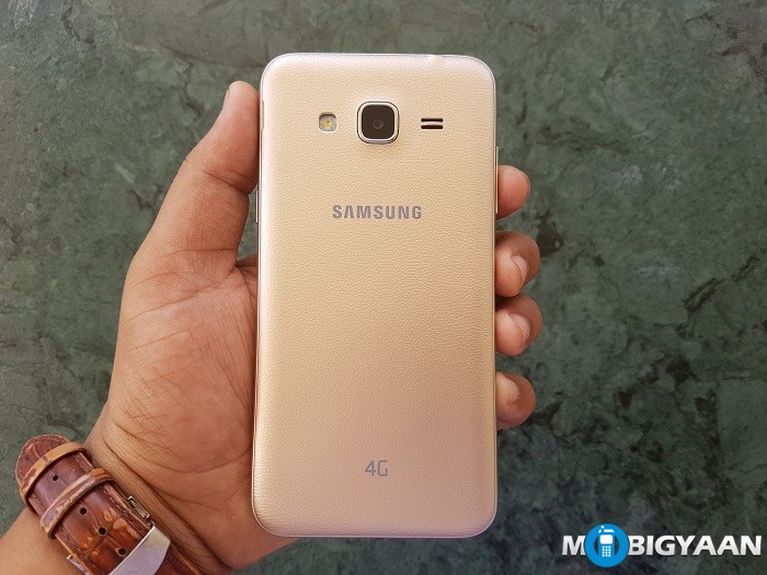 Samsung Galaxy J3 (2022) Hands-on Images