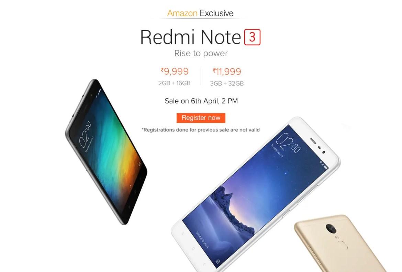 Redmi-Note-3-april-6-sale