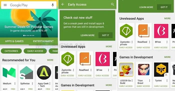 google-play-store-early-access-program-india-1
