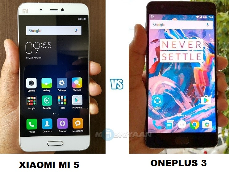 OnePlus-3-vs-Xiaomi-Mi-5-Specs-Comparison
