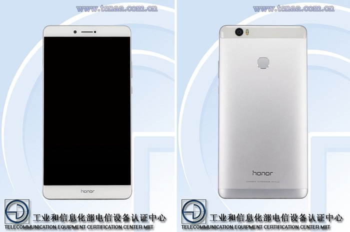 huawei-honor-v8-max-tenaa-front-rear-view