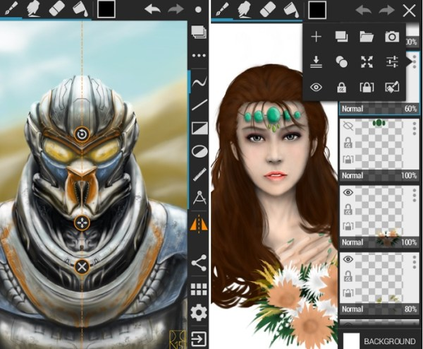 best-drawing-apps-for-android-artflow