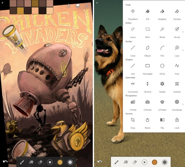 best-drawing-apps-for-android-infinite-painter