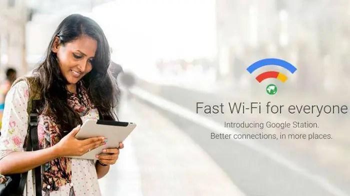 google-wifi-station
