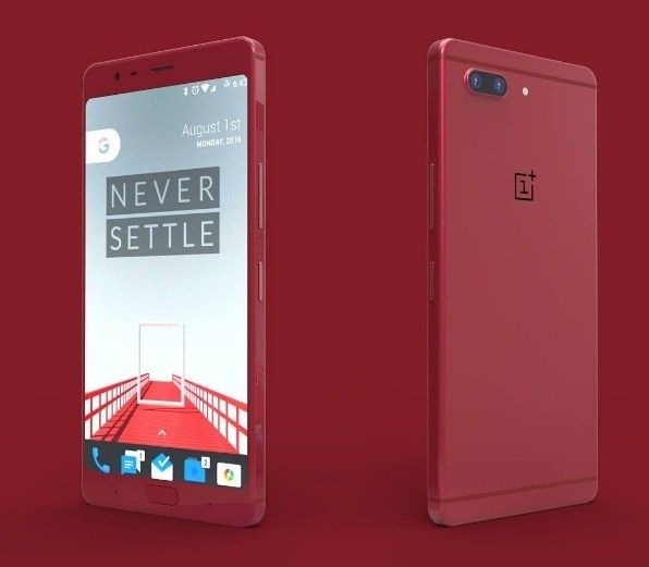 OnePlus-5-concept-render-Red-1