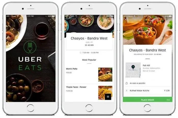 UberEats-India-launch