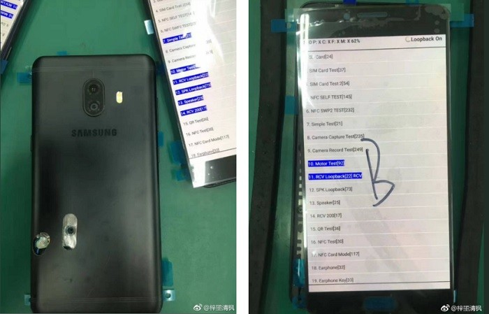galaxy c10 leaked images