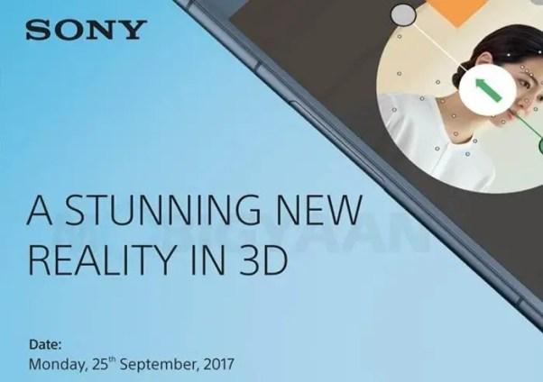 sony-xperia-xz1-india-launch-invite