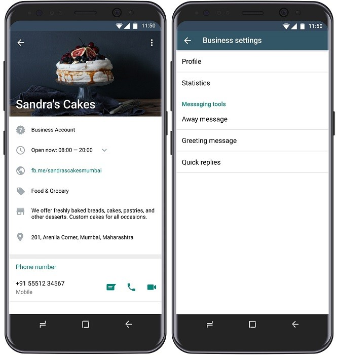 WhatsApp Business finally launches on Android